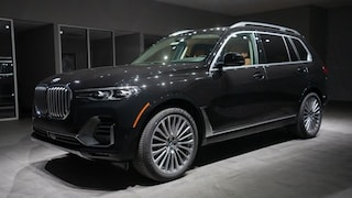 New 2019 BMW X7 xDrive50i SUV 5UXCX4C52KLS38116 for sale in Kingsport, TN