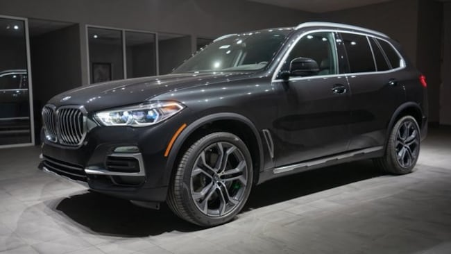 New 2019 BMW X5 xDrive50i SUV Kingsport, TN