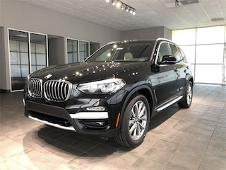 New 2018 BMW X3 Xdrive30i SUV 5UXTR9C51JLD69577 Kingsport, TN
