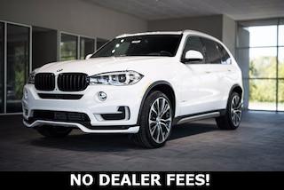 New 2017 BMW X5 SUV 2356 Kingsport, TN