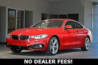 Pre-Owned 2017 BMW 430i Coupe 2292 WBA4R7C36HK896193 Kingsport, TN