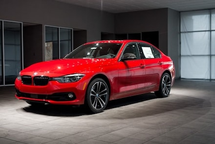 Featured used 2018 BMW 330i 330i xDrive Sedan for sale in Kingsport, TN