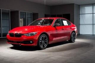 New 2018 BMW 3 Series 330i xDrive Sedan WBA8D9G57JNU71366 for sale in Kingsport, TN