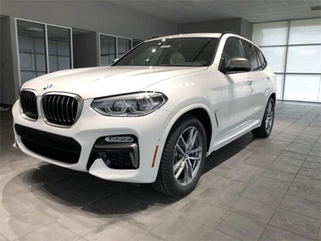 New 2018 BMW X3 M40i SUV Kingsport, TN
