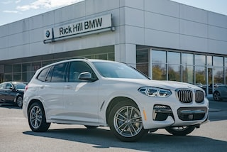 New 2021 BMW X3 M40i SUV 5UXTY9C03M9E65915 for sale in Kingsport, TN