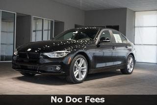 New 2018 BMW 3 Series 320i xDrive Sedan WBA8A3C55JA486998 for sale in Kingsport, TN