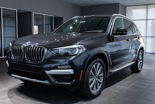 New 2019 BMW X3 Xdrive30i SUV 5UXTR9C52KLE15712 Kingsport, TN