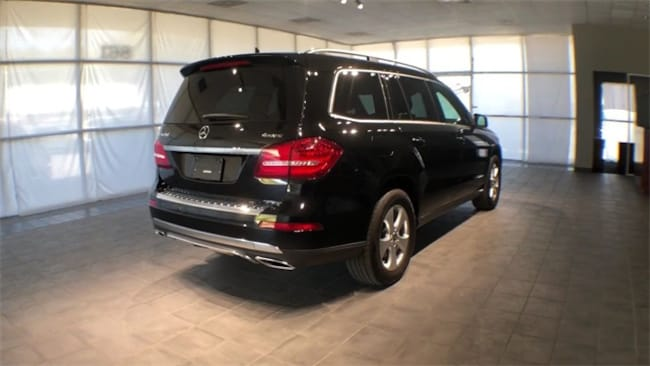 Mercedes Benz Of Morristown >> Certified Pre-Owned 2018 Mercedes-Benz GLS 450 for sale in ...