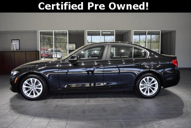 2017 BMW 320i 320i Xdrive Sedan