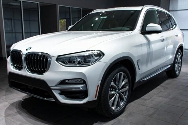 New 2019 BMW X3 Xdrive30i SUV Kingsport, TN