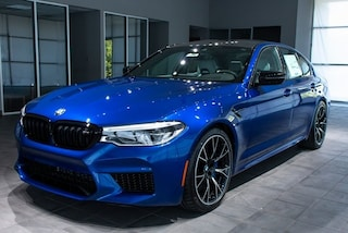 New 2019 BMW M5 Competition Sedan WBSJF0C58KB284682 for sale in Kingsport, TN