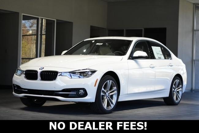 New 2017 BMW 3 Series 330i Sedan Kingsport, TN