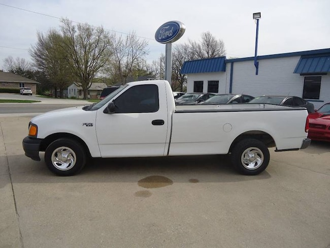 2004 Ford F-150 Heritage Truck Regular Cab