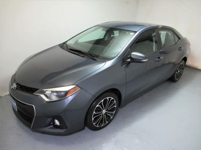 2014 Toyota Corolla For Sale >> Used 2014 Toyota Corolla S For Sale In Medina Cleveland Akron North Olmsted Oh Y180512a 2t1burhe8ec115749