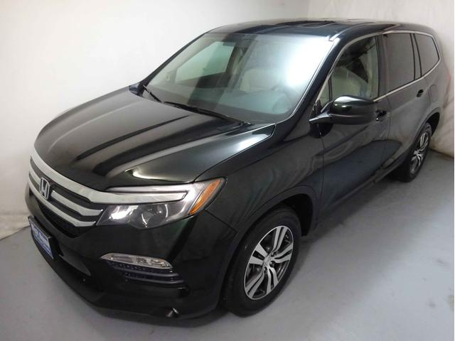 Featured Used 2016 Honda Pilot EX-L w/RES AWD SUV for sale in Medina, OH