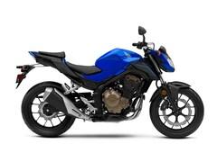 2018 Honda CB500FJ CB500F Naked Bike