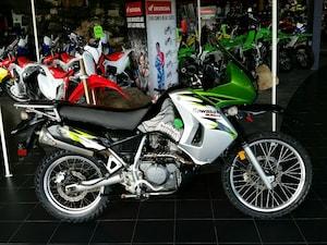 2008 KAWASAKI KL650 KLR650