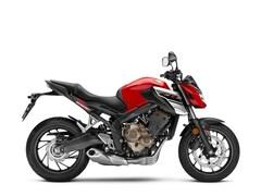 2018 Honda CB650FJ CB650F Naked Bike