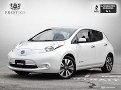 2016 Nissan LEAF EV-No gas!  Fully loaded! Hatchback