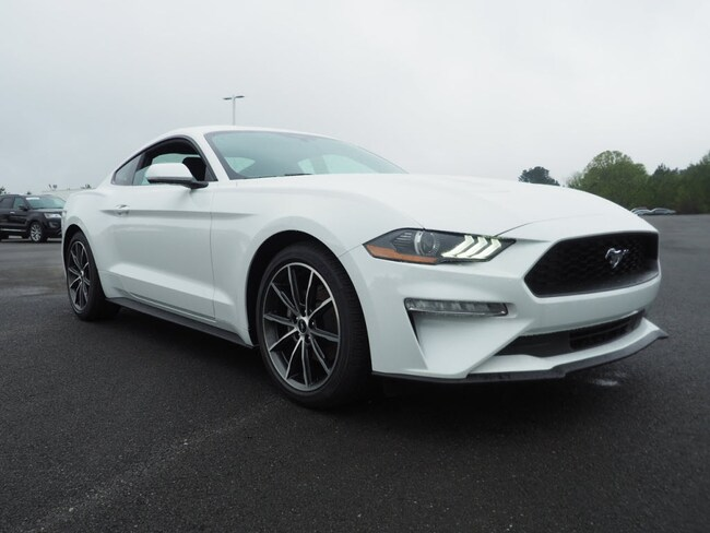 2018 Ford Mustang Ecoboost Coupe