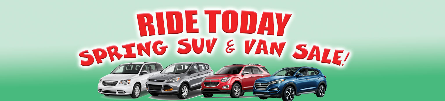 Ride Today | Vehicles for sale in Roanoke, VA 24019