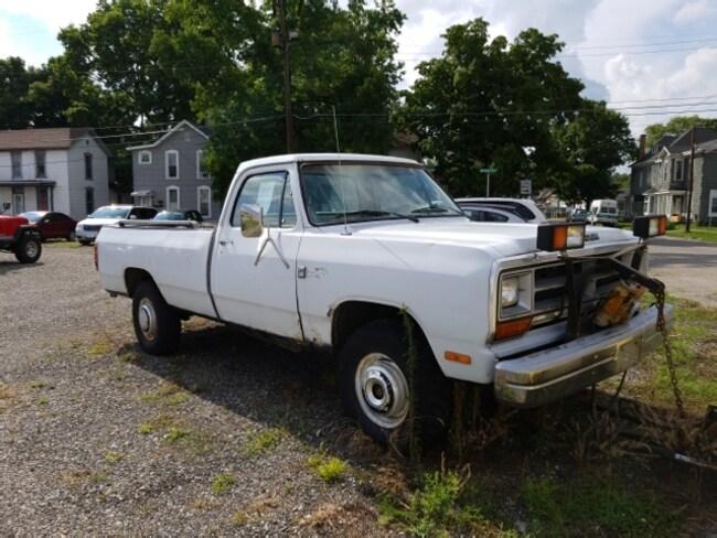 1986 Dodge Ram 250 Base Long Bed Truck