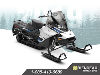 2019 SKI-DOO Backcountry 600r E-TEC Demarreur electrique