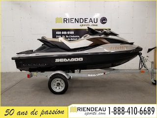 2009 Sea-Doo/BRP GTX IS LTD 255