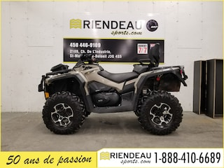2015 CAN-AM Outlander Max 1000 LTD