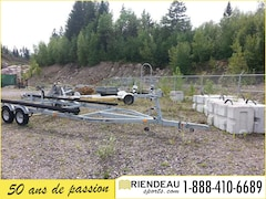 2014 Karavan KDPT-1822-35 Remorque Ponton 18'' a 22''