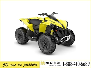 2019 CAN-AM Renegade