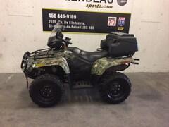 2014 ARCTIC CAT 4X4-550 Automatic XT