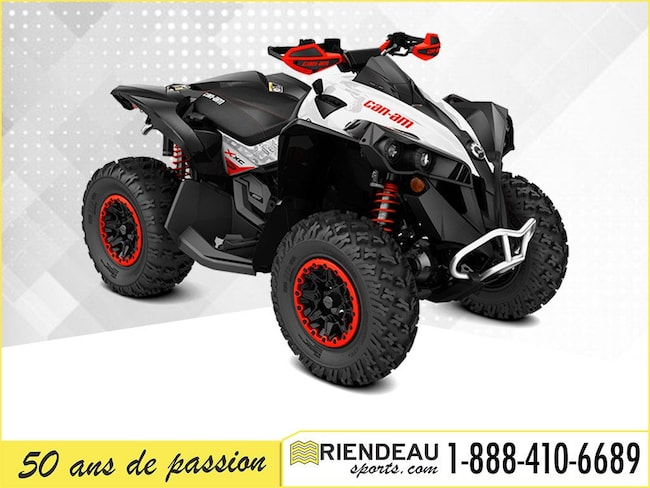 2018 CAN-AM Renegade 850 X XC -