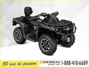 2018 CAN-AM Outlander Max 1000 LTD