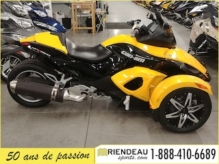 2008 CAN-AM Spyder GS SM5 -