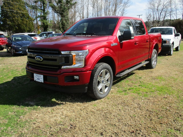 New 2018 Ford F-150 For Sale at Riggins Motor Co | VIN