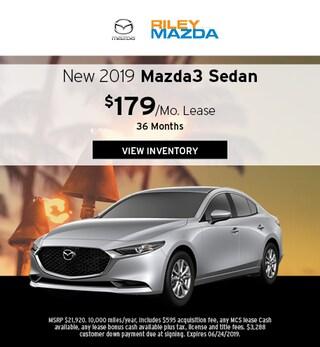 June 2019 Mazda3
