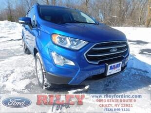 2019 Ford EcoSport SE SUV