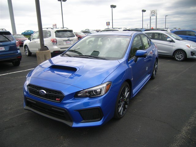2019 Subaru WRX STI Limited Sedan for Sale in Dubuque IA