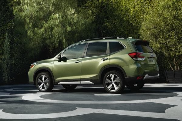 2019 Subaru Forester: Redesign, Platform, Changes >> What S New In The 2020 Subaru Forester Riley Subaru