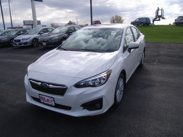 Used 2018 Subaru Impreza 2.0i Premium Sedan Dubuque IA