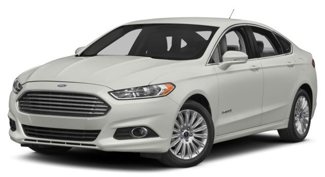 2014 Ford Fusion Hybrid Exterior Front
