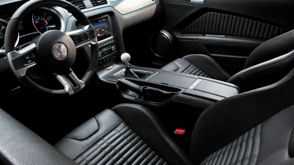 2015 Ford Mustang Shelby Gt500 Interior 2014 Ford Mustang Shelby Gt500