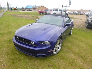 2014 Ford Mustang GT Convertible Premium Convertible [400A] 4V TI-VCT V8 Engine