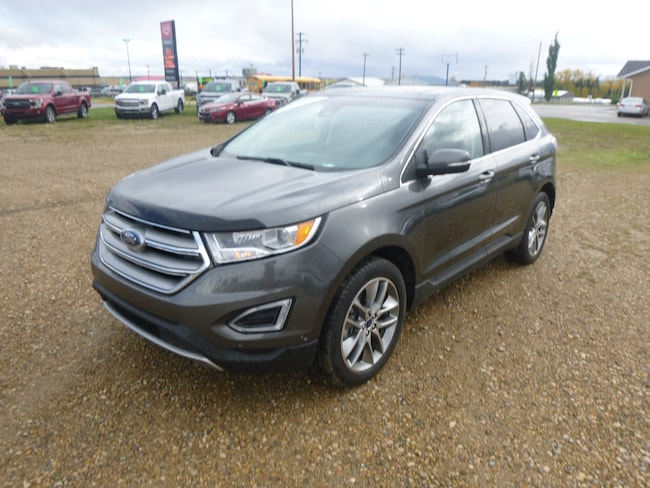 2016 Ford Edge Titanium SUV [] 4 Cylinder Engine
