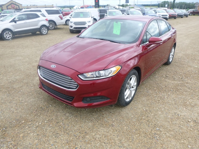 2013 Ford Fusion SE Sedan [] L4  DIR DO