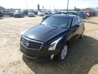 2013 Cadillac ATS 3.6L Sedan [] V6, DI, DOHC, V