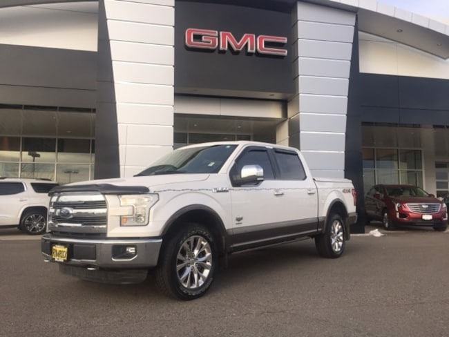 2015 Ford F-150 Truck SuperCrew Cab in Billings, MT