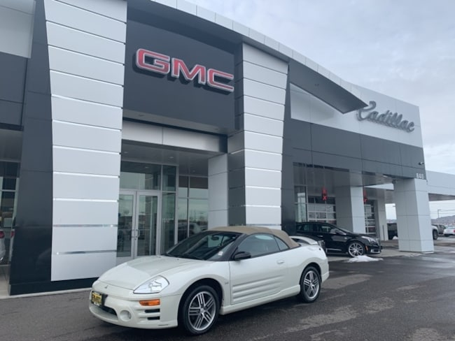 2005 Mitsubishi Eclipse Spyder GTS Convertible in Billings, MT