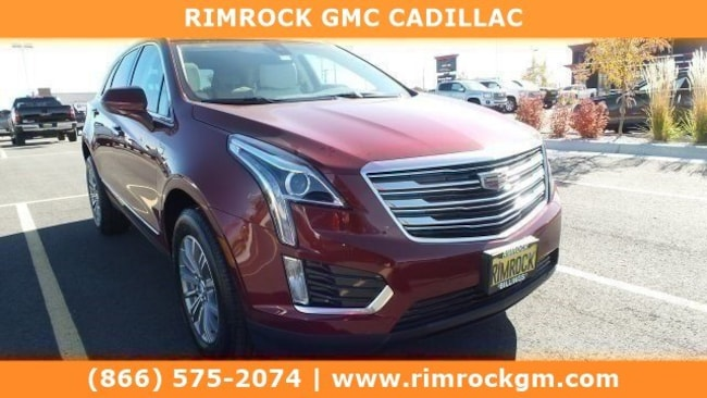 2018 CADILLAC XT5 Luxury SUV in Billings, MT